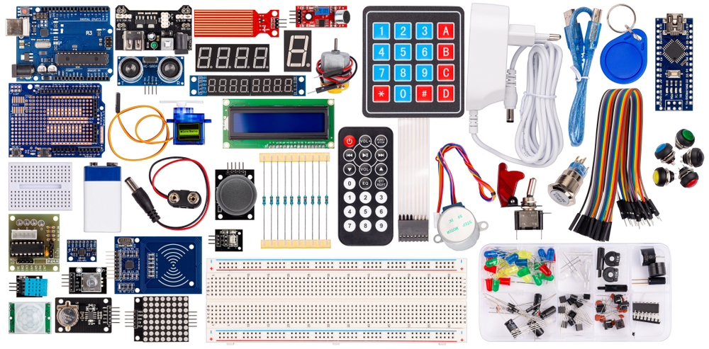 2019's Top 5 Best Arduino Starter Kits: Complete Reviews
