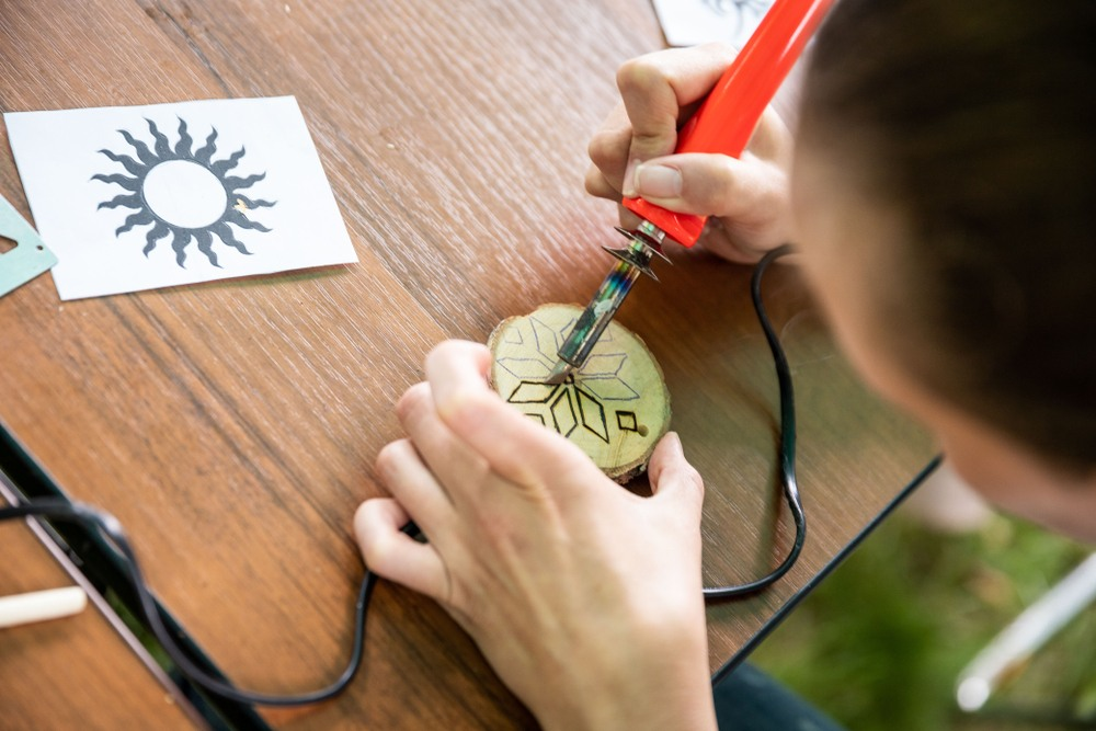 Can I Use a Wood Burner as a Soldering Iron?