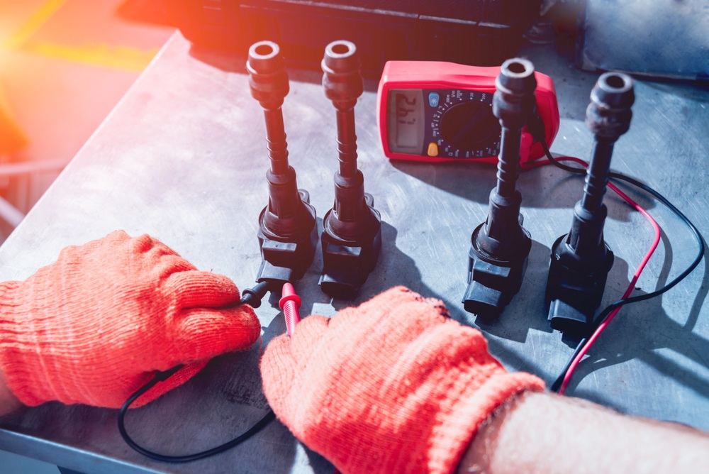 How to Check the Ignition Coil with a Multimeter