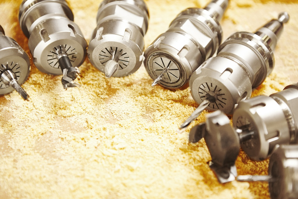 Can you use CNC bits in a router?