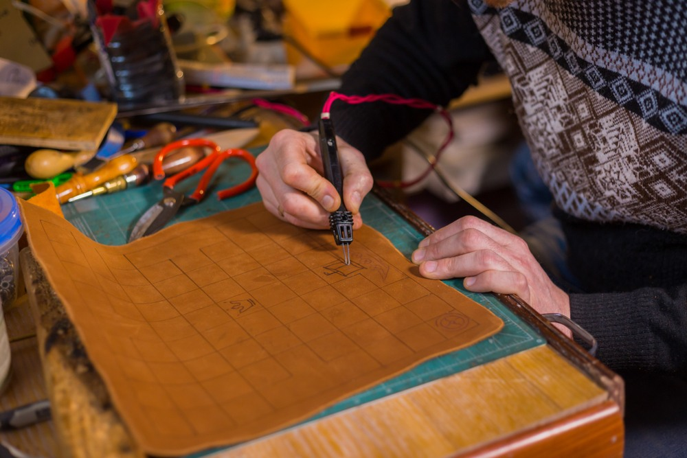 Can You Use a Soldering Iron on Leather?
