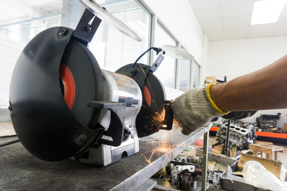 What Can You Use a Bench Grinder For?