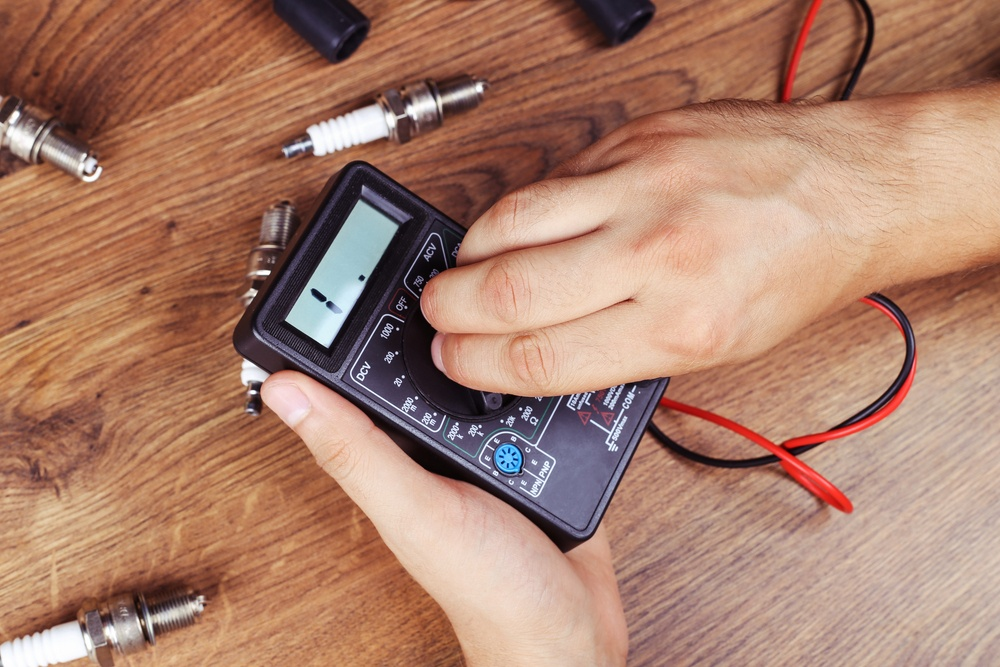 How to Test a Spark Plug Using a Multimeter