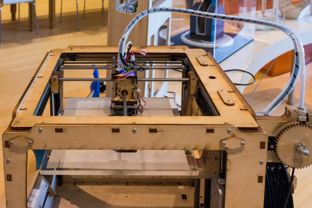 What Materials Were Originally Used to Make 3D Printers?