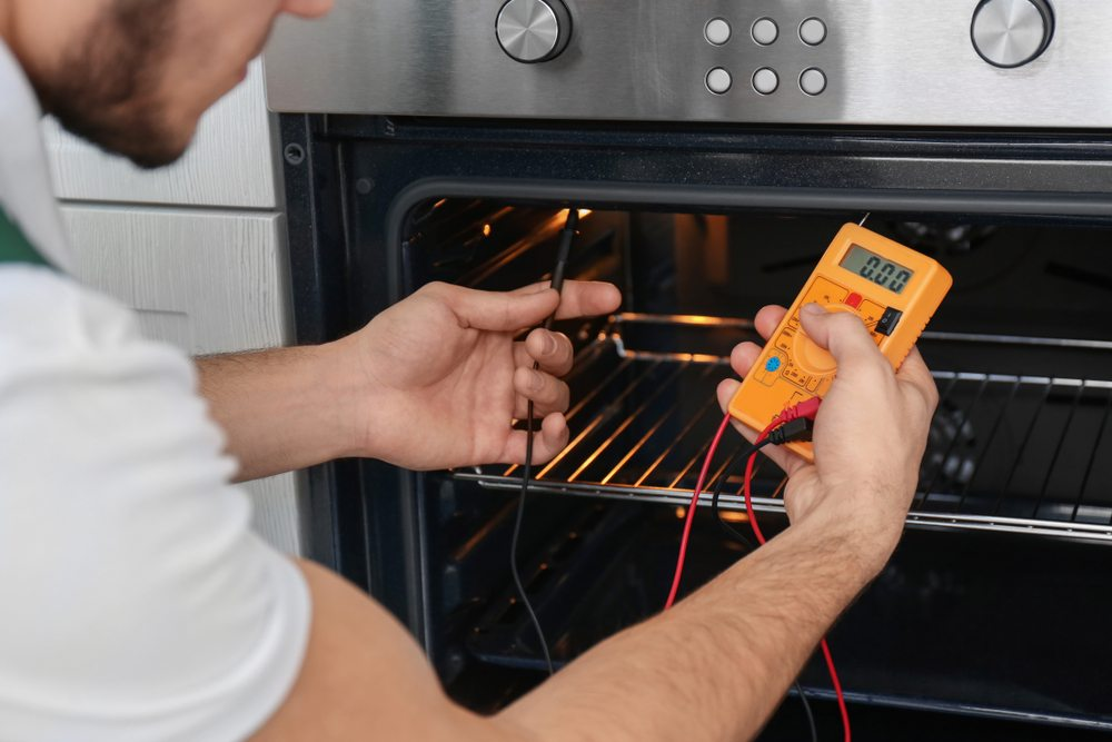 How to Check an Oven Element with a Multimeter