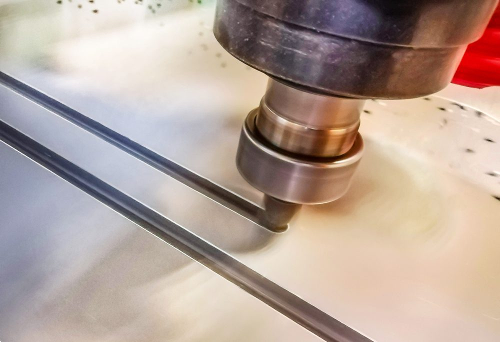 Can a CNC Router Cut Aluminum?