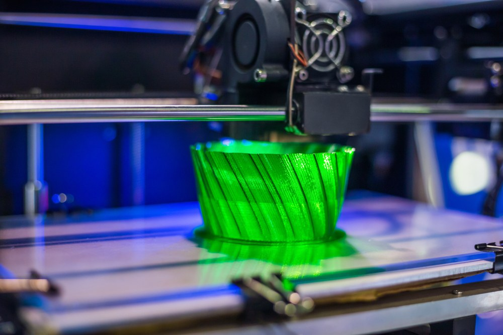 What Kind of Plastic Does a 3D Printer Use?