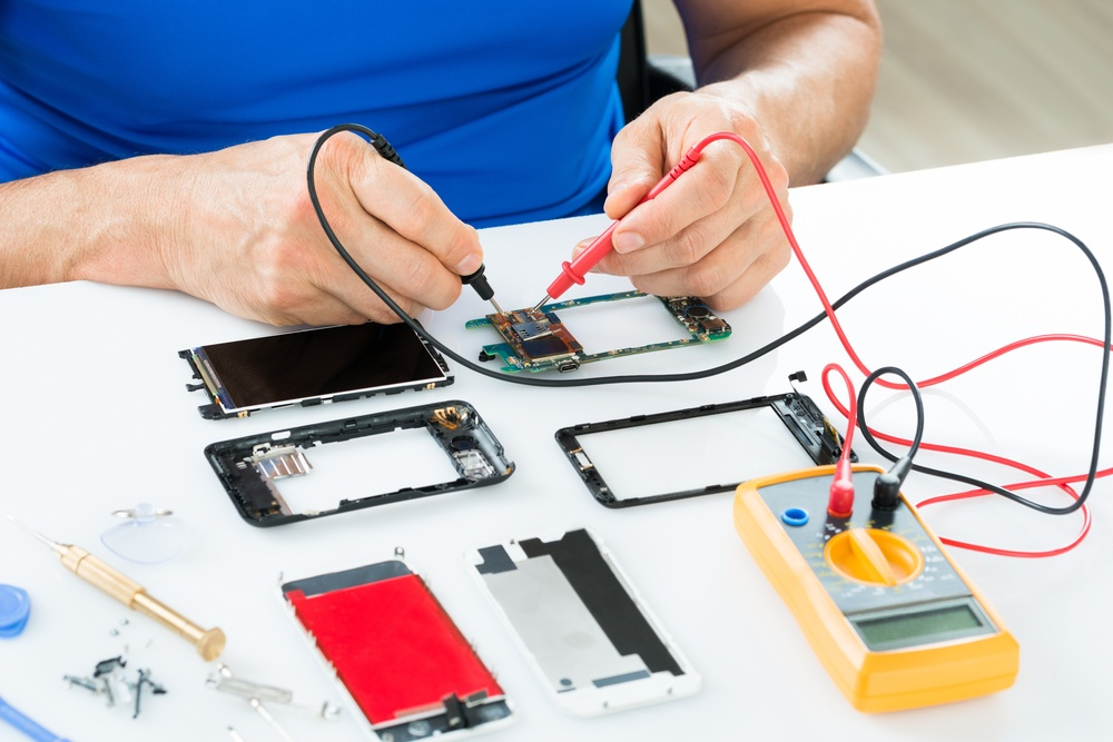 How to Check a Mobile Resistor Using a Digital Multimeter