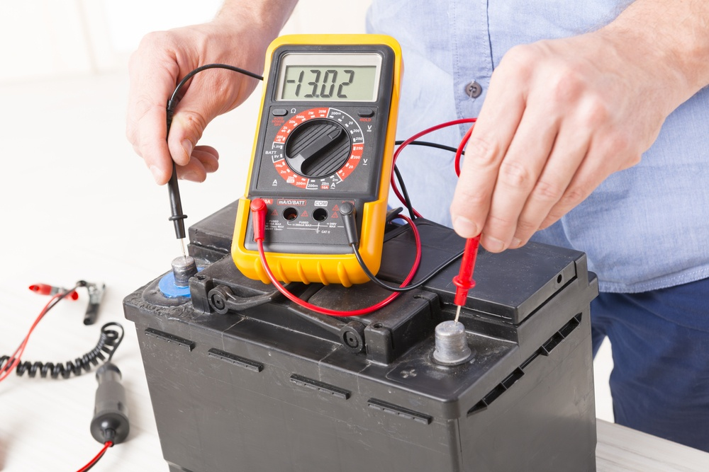 How to Use a Multimeter on a Car Battery