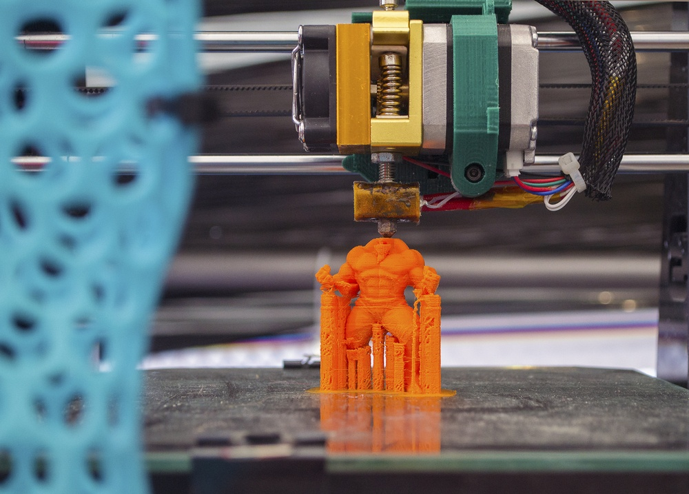 How to Make Action Figures with 3D Printer