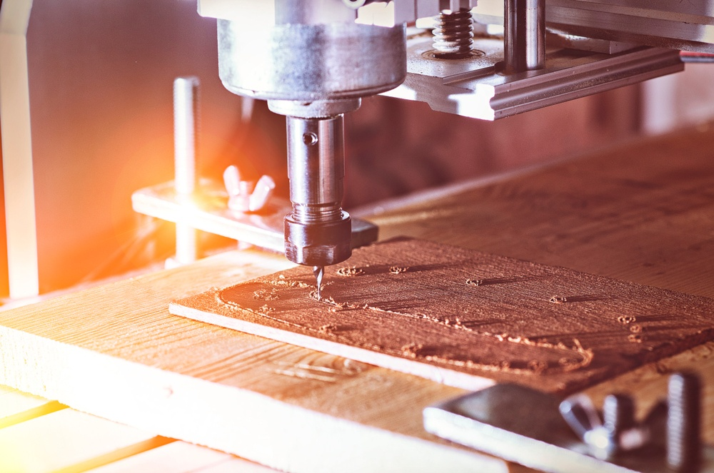 What Does a CNC Router Machine Do?
