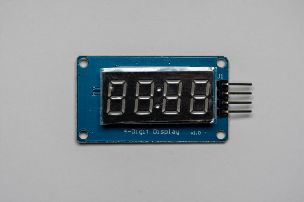 How to Use 7 Segment Display on Arduino