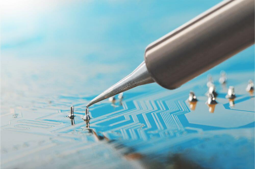Who Invented the Soldering Iron?