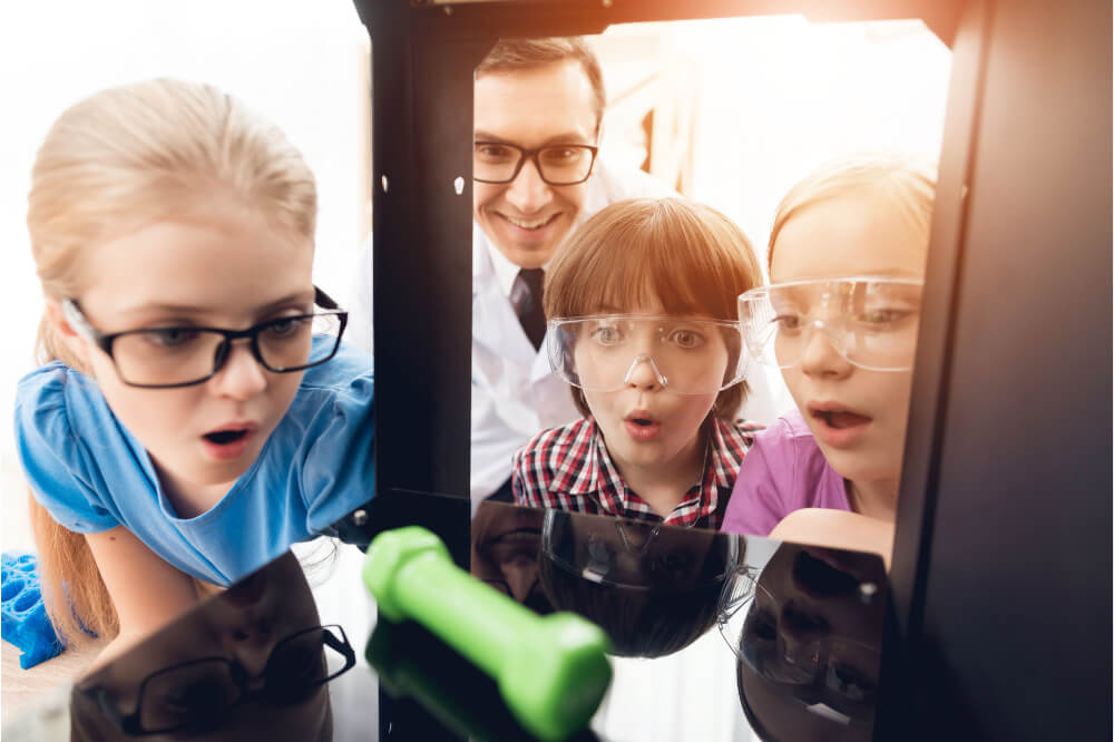 How Do 3D Printers Work for Kids?