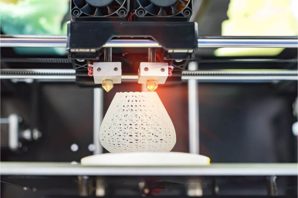 Will 3D Printers Replace Manufacturing?