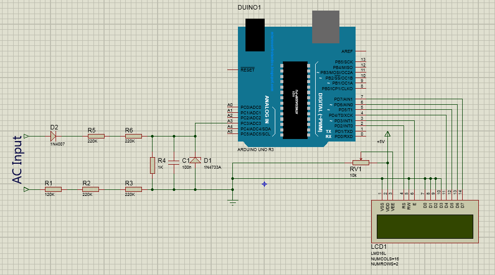 How To Read Volts With Arduino