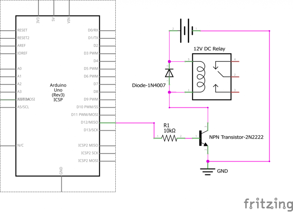 How to Connect a 12V Relay Board to Arduino