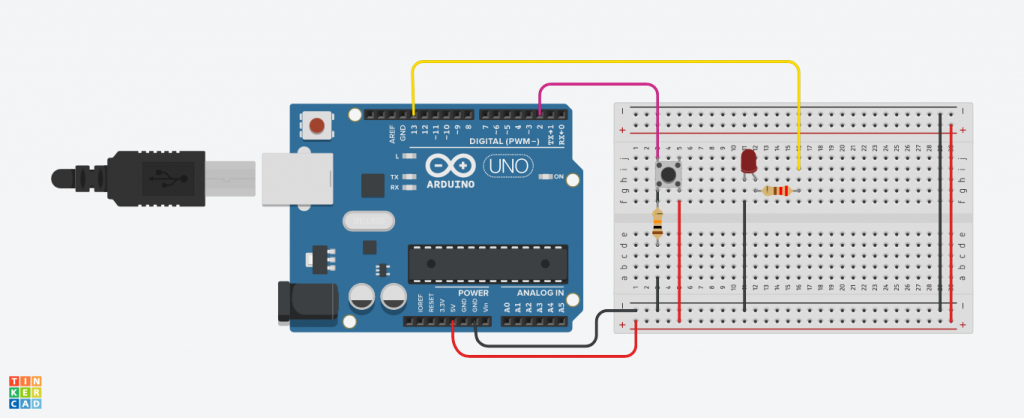 How to Connect a Push Button Switch to Arduino Connecting a push button switch to Arduino