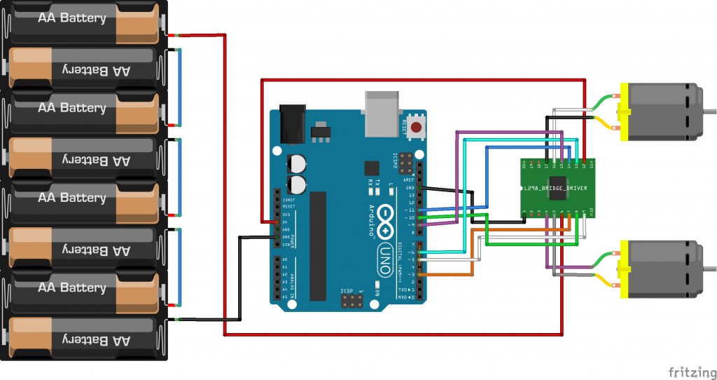 How to Connect an L298n Motor Driver to Arduino