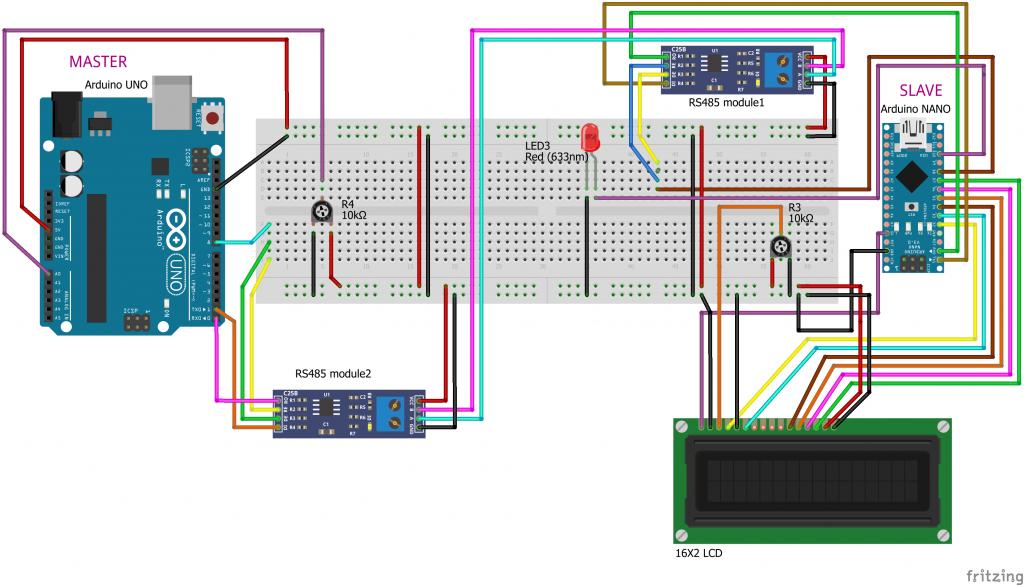 How to Read RS485 Data using Arduino