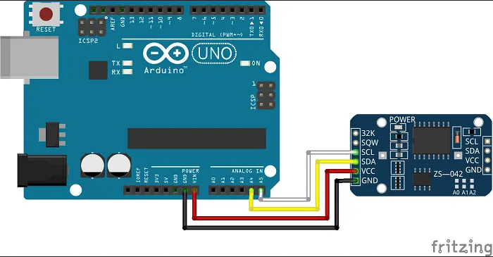 How to Set the Time in an RTC DS3231 with Arduino 7