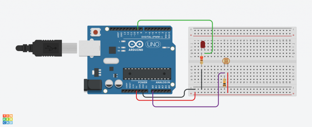 How to Use an LDR Sensor with Arduino Arduino LDR Sensor Connections