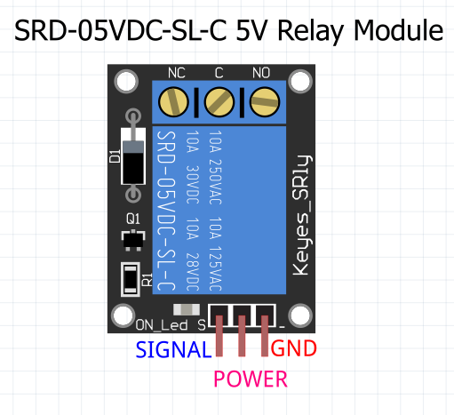 Using Relay with an Arduino